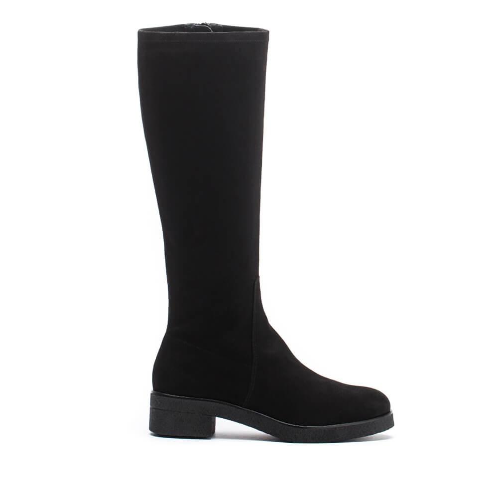 Unisa DAREK - Platform boots - black FFvwu
