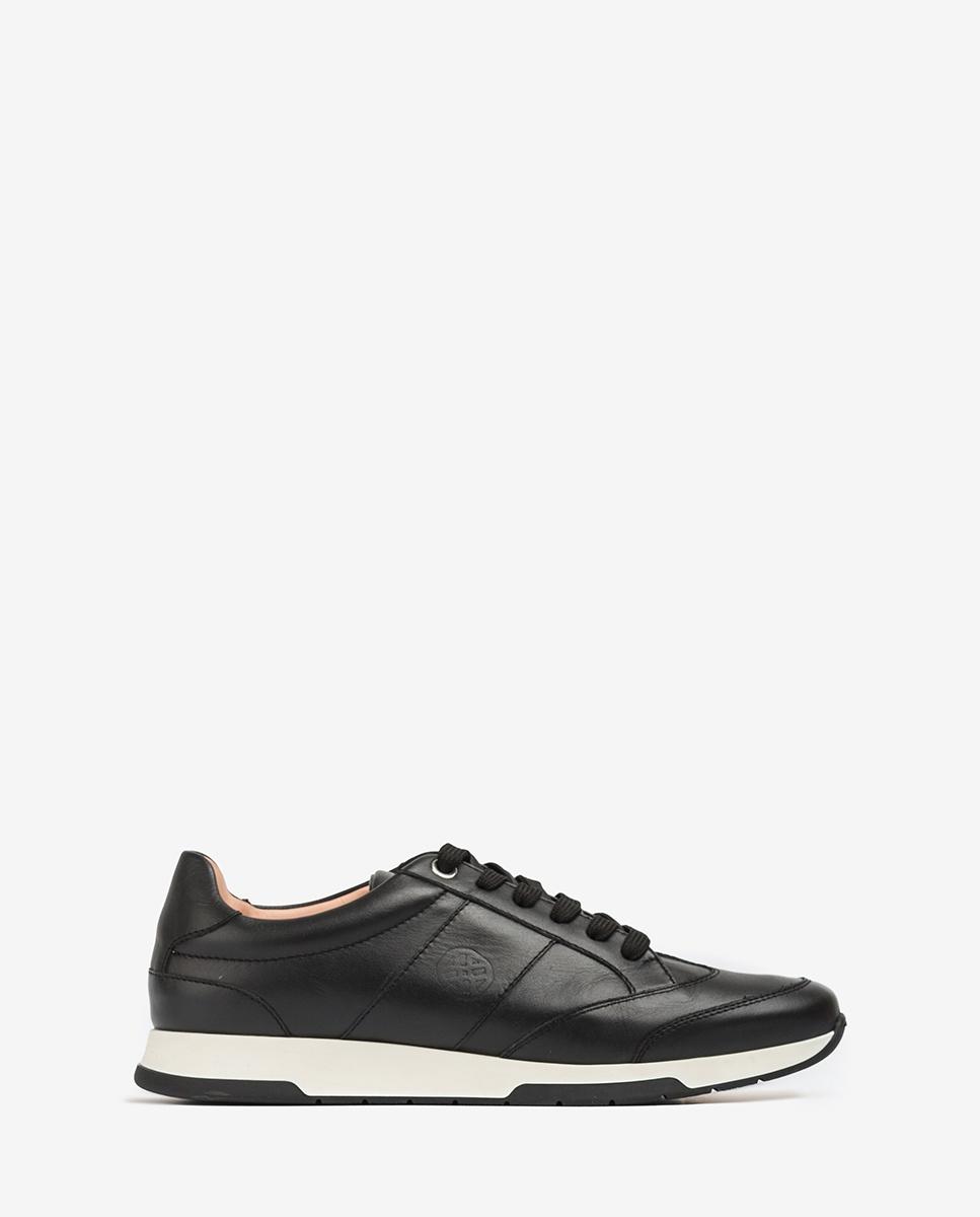 Chaussure de sport cuir monogramme FALCONI_NF   Unisa® 2020