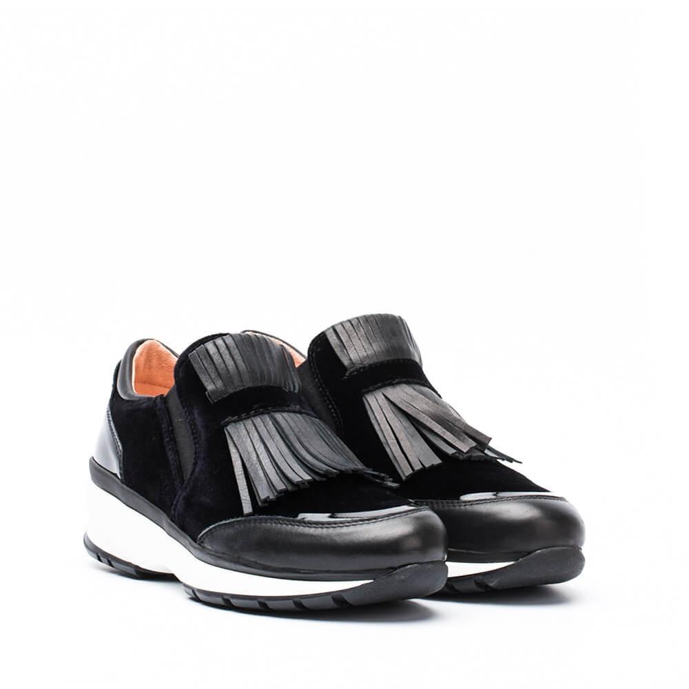 Eduar Chaussures En vl De CuirFemme Sport Unisa Vl ri edaur 2DH9IYEW