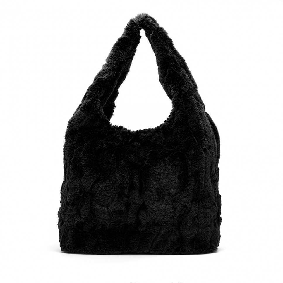Unisa Large handbags ZISNOW_F19_HR black