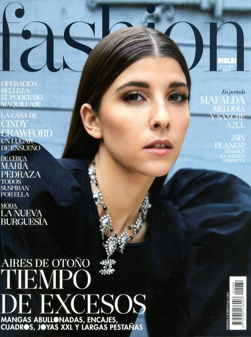 Hola Fashion October 2019