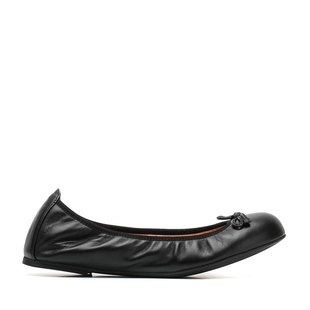 27a55752e Leather ballerina