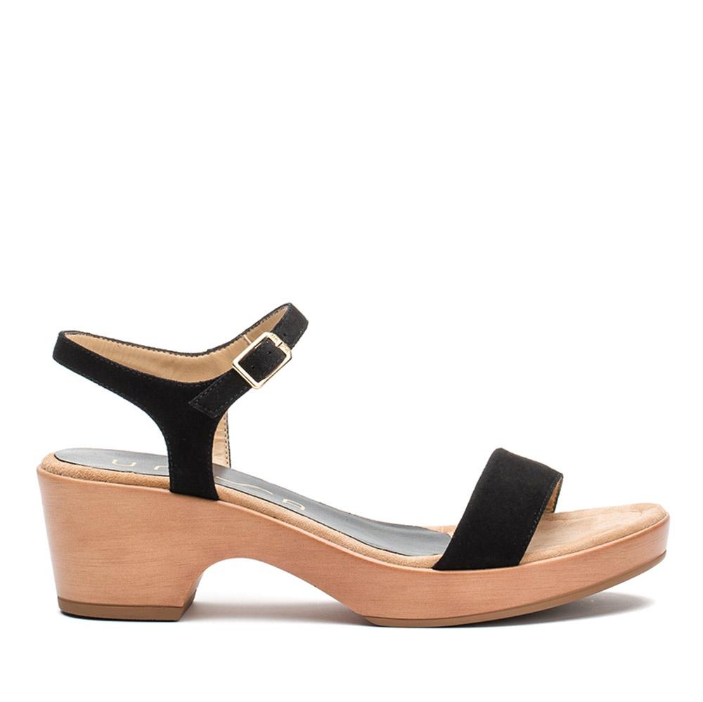 Unisa IRITA_18_KS Noir - Livraison Gratuite avec  - Chaussures Sandale Femme