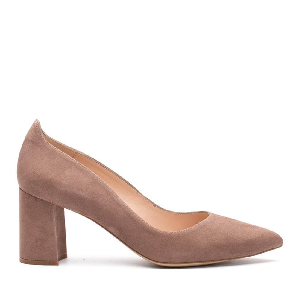 Zapatos beige Unisa para mujer FxquABmDt