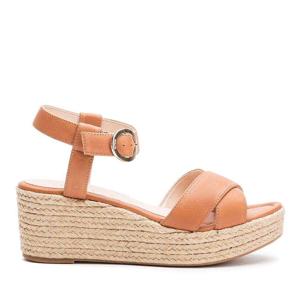 MUJER VAQUERO Tachuela Sandalias Con hhebilla Tacón Bajo Zapatos de verano talla NUEVO - Gris Cuero De Ante, 38