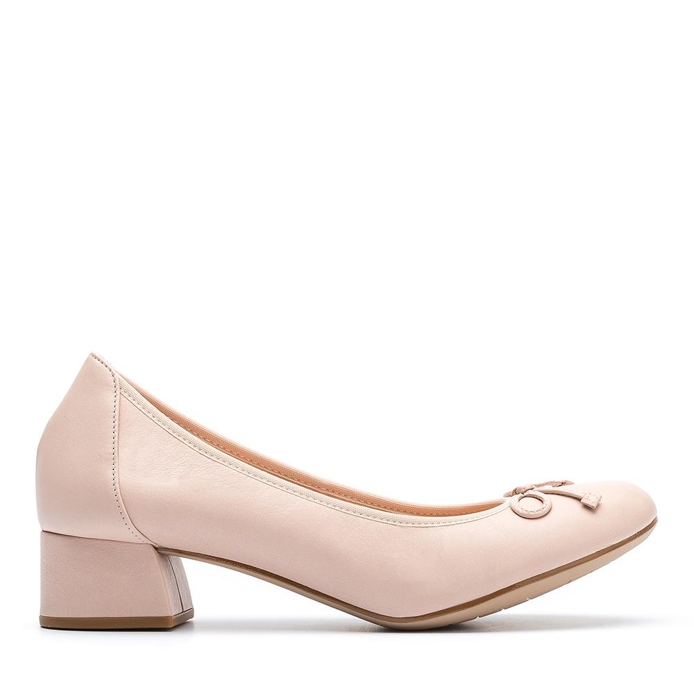 newest 56bc3 3499d Ballerina rosa Absatz
