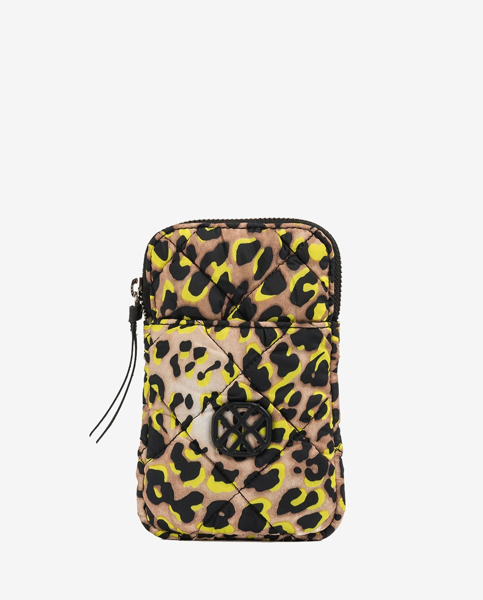 UNISA Fluor mini fabric bag ZALANIS_ACL lime 2