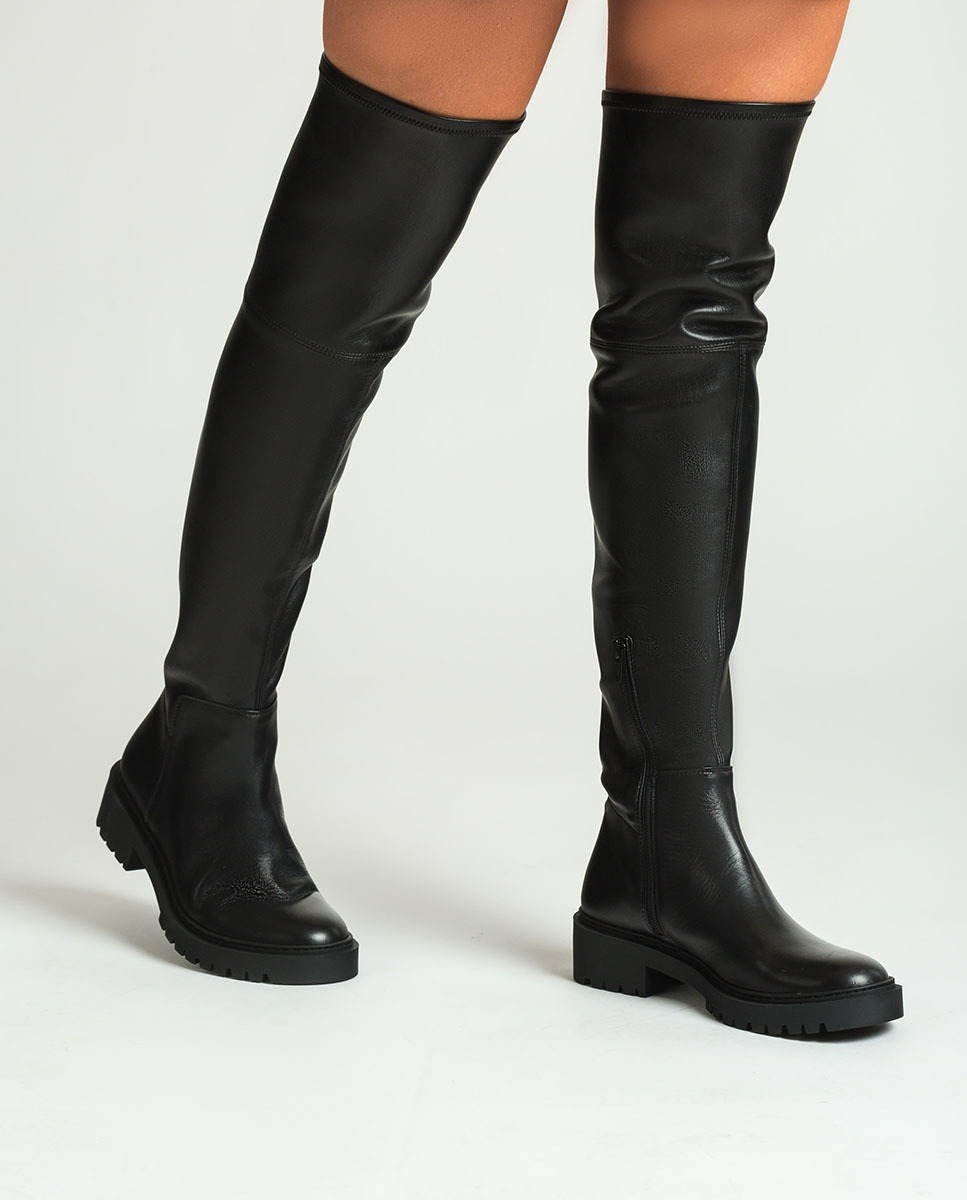 LEATHER XL BOOTS UNISA