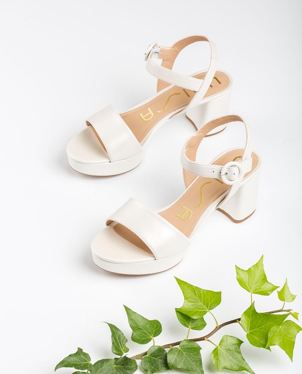 Bride platform sandals NENES_20_NA_N