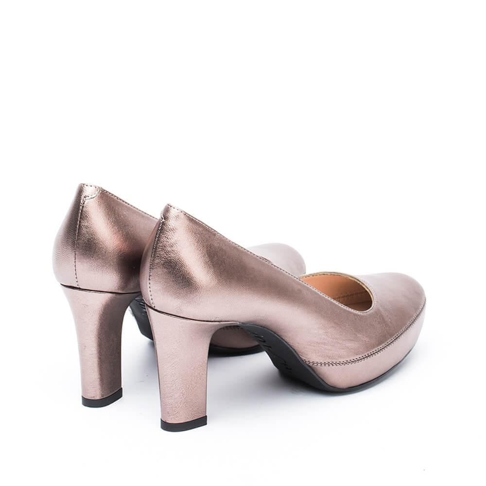 Numar leather pumps | Unisa heeled shoes
