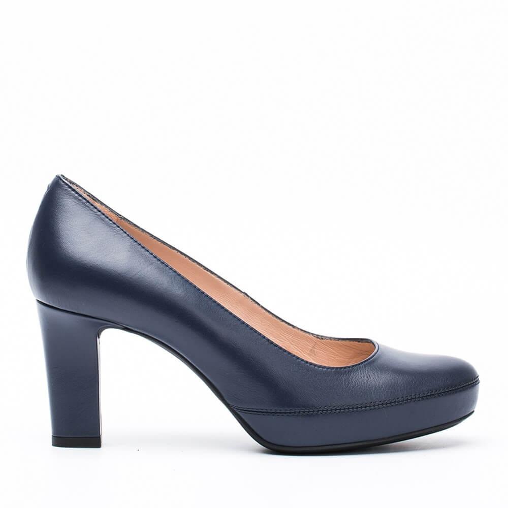 4a985f7a2 UNISA NUMAR F17 NA - heeled leather pumps