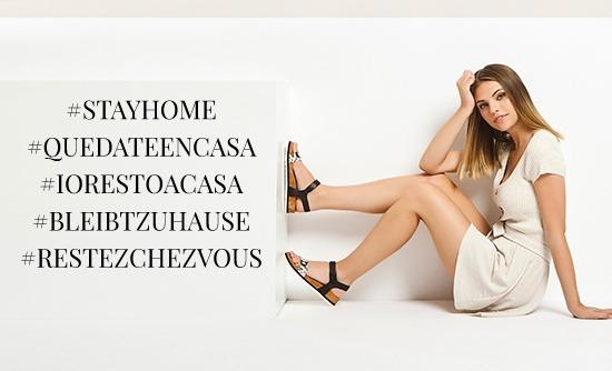 UNISA spanische Leder Sandaletten Schuhe Glitzer rosa gold NEU