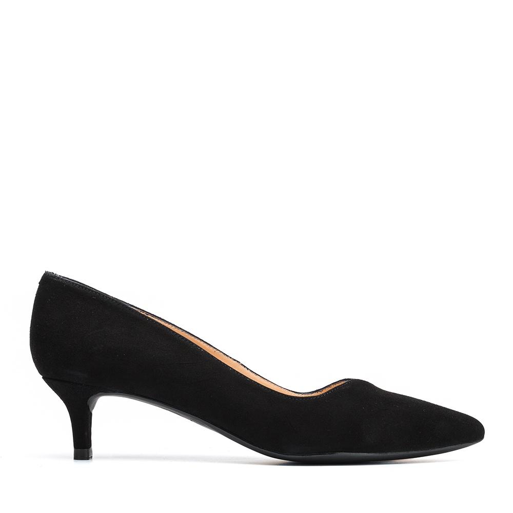 Kitten Heel | Zapatos de mujer con tacón chupete | UNISA