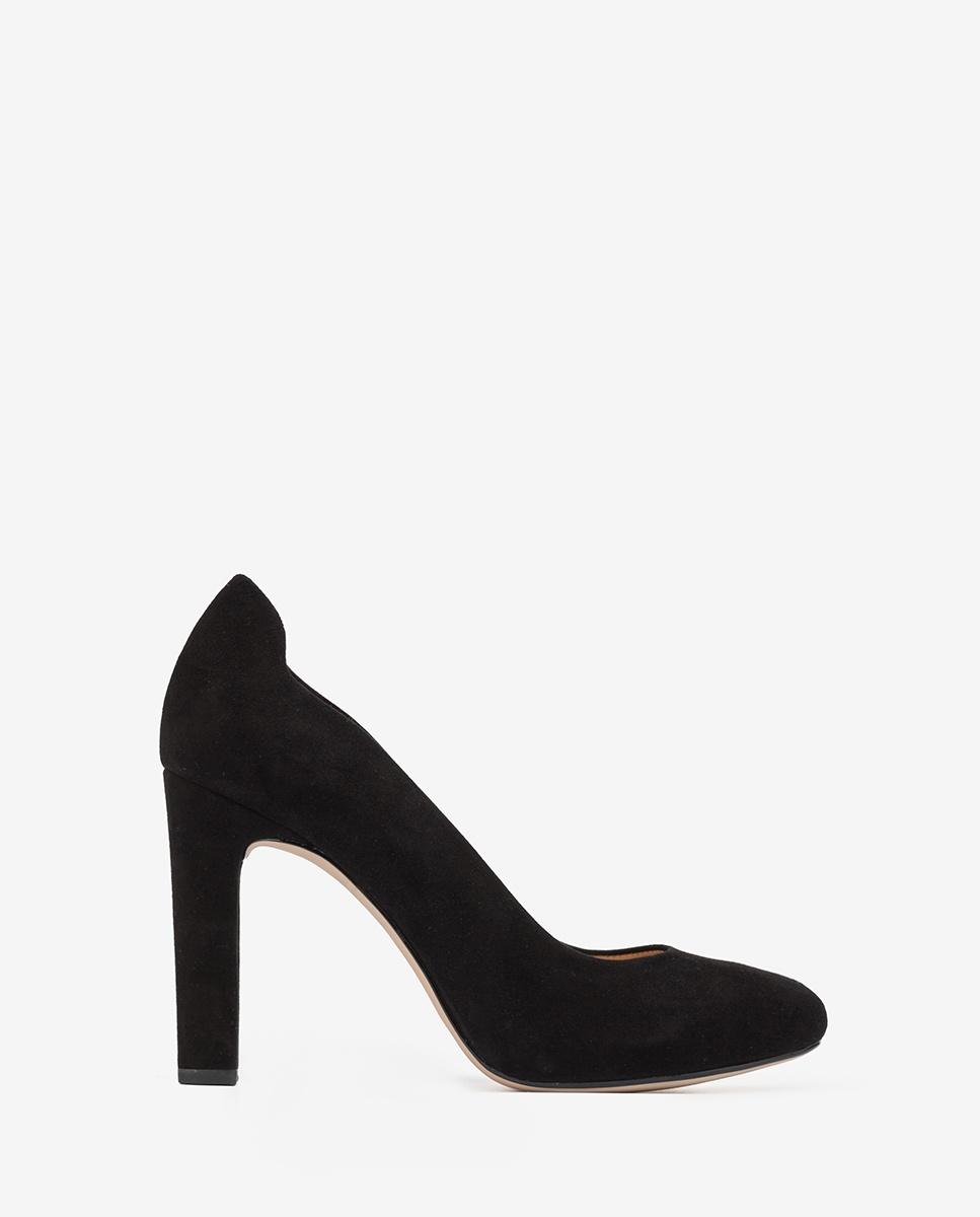 Black high heel pumps PASCUAL_KS