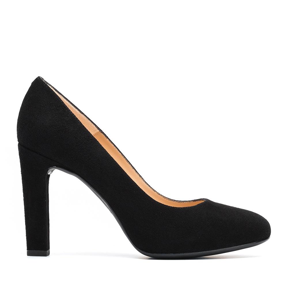 Escarpins à talon haut en daim | chaussures