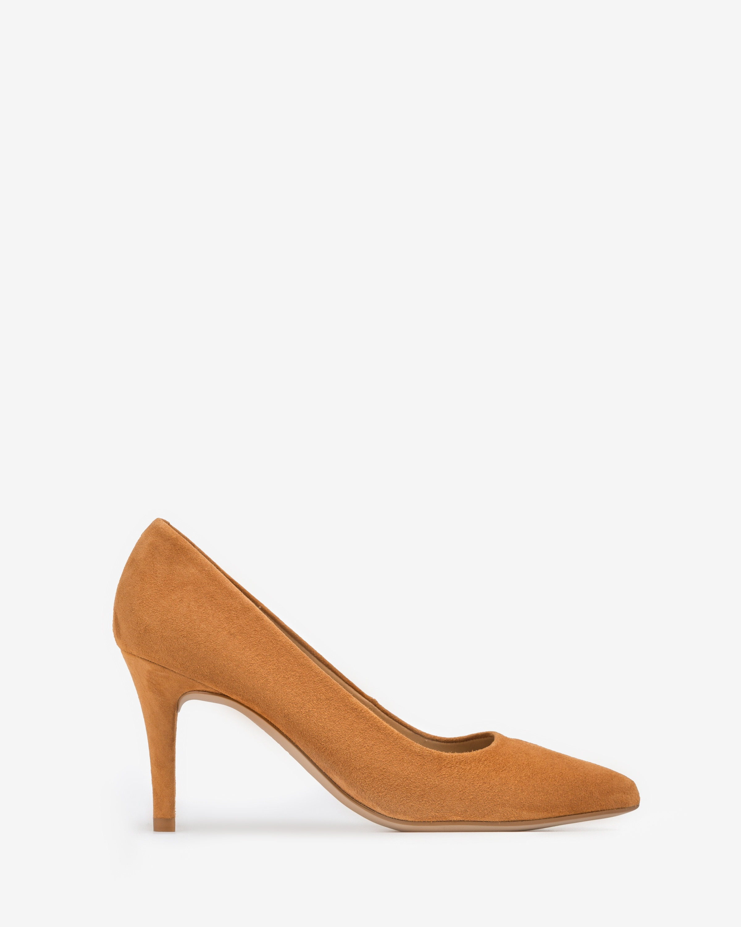 UNISA High heel pointy toe pumps TOLA_20_KS cinamon 2