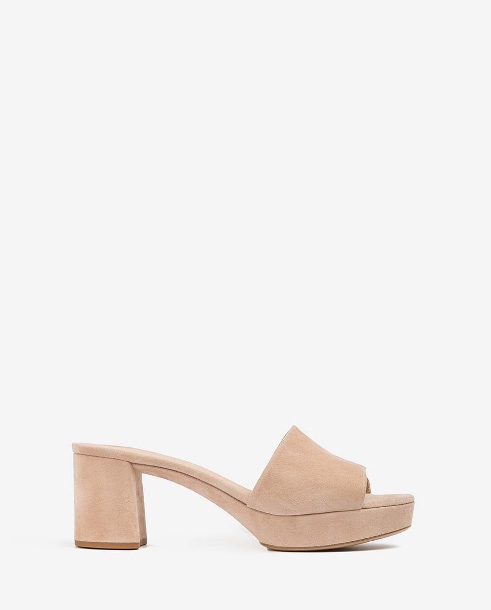 Mules for women | Heeled mules | Unisa