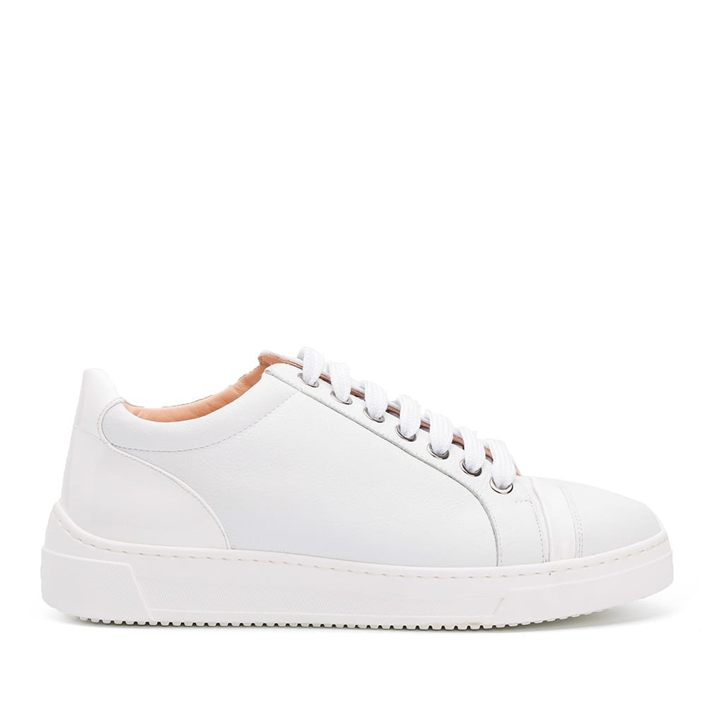 leather sneakers FIYOLA with UNISA PA lacesUnisa STY Fiyola YEWH92DI