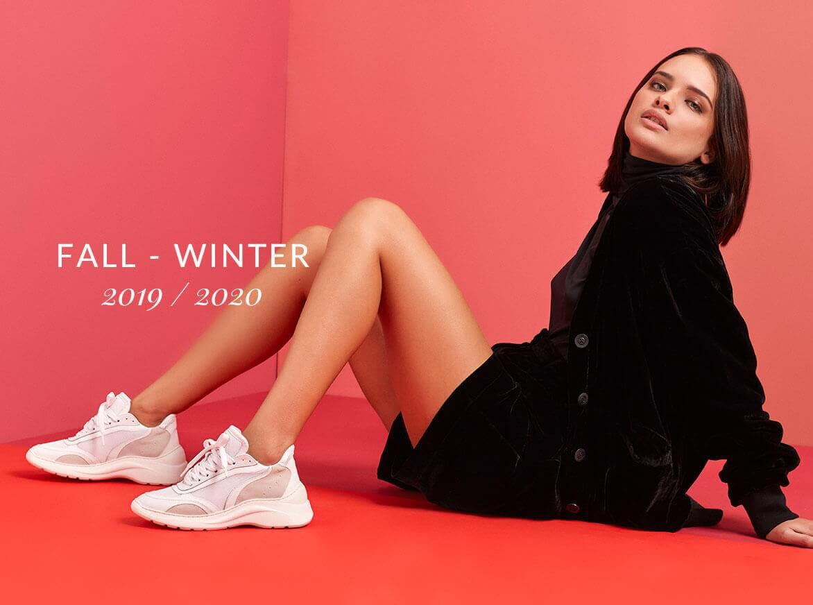 Unisa shoes and accessoires AW 2019 / 2020