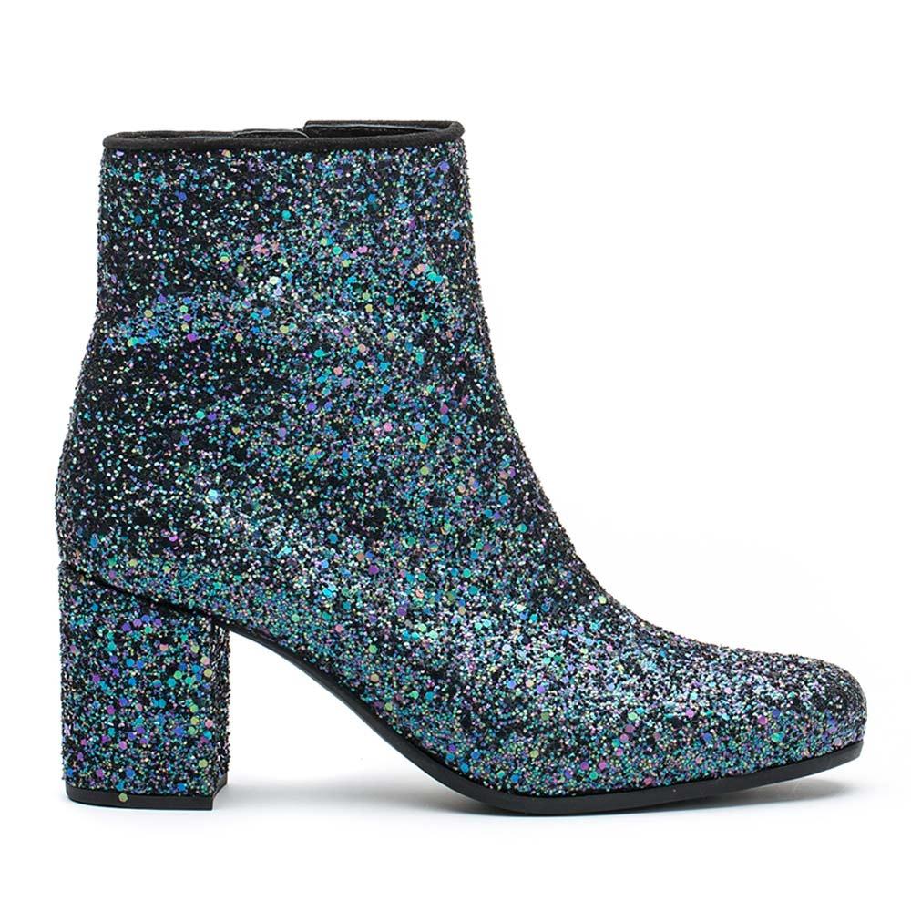 Unisa OMER - Ankle boots - black