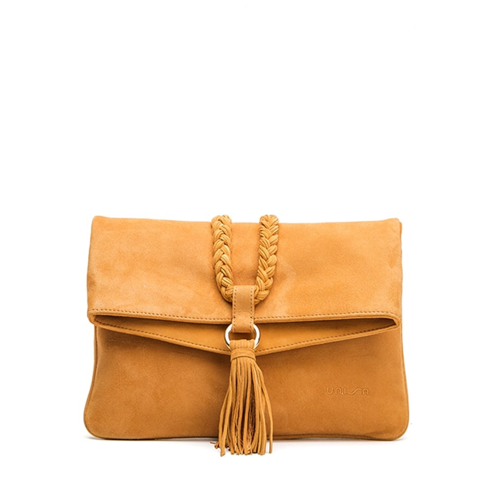 Medium bag Zgea kd mustard woman ss18 Unisa