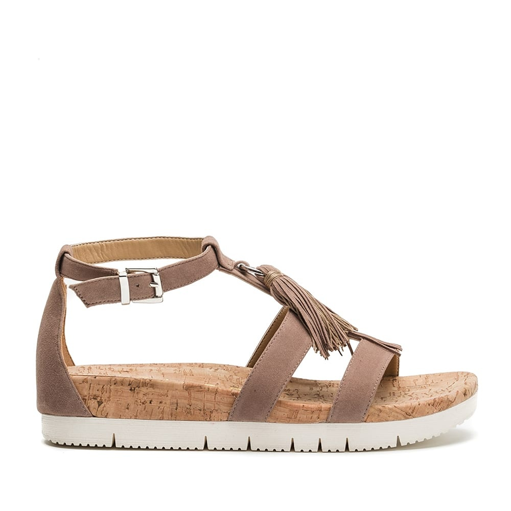 Sandals Carlino Ks funghi woman Ss18 Unisa-1