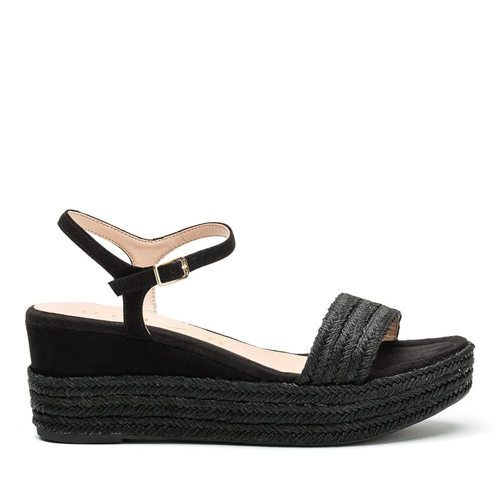 Sandalias de Mujer, Internet Las Sandalias del Verano de Las Mujeres Calzan Las Sandalias de los Altos Talones Sandalias Flip Flops (35, Amarillo)