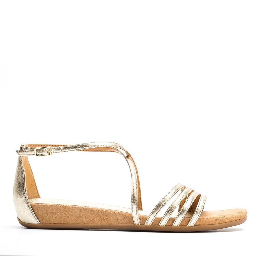 cdf69de3ff5 UNISA ALEPO LMT - Silver women sandals Alepo