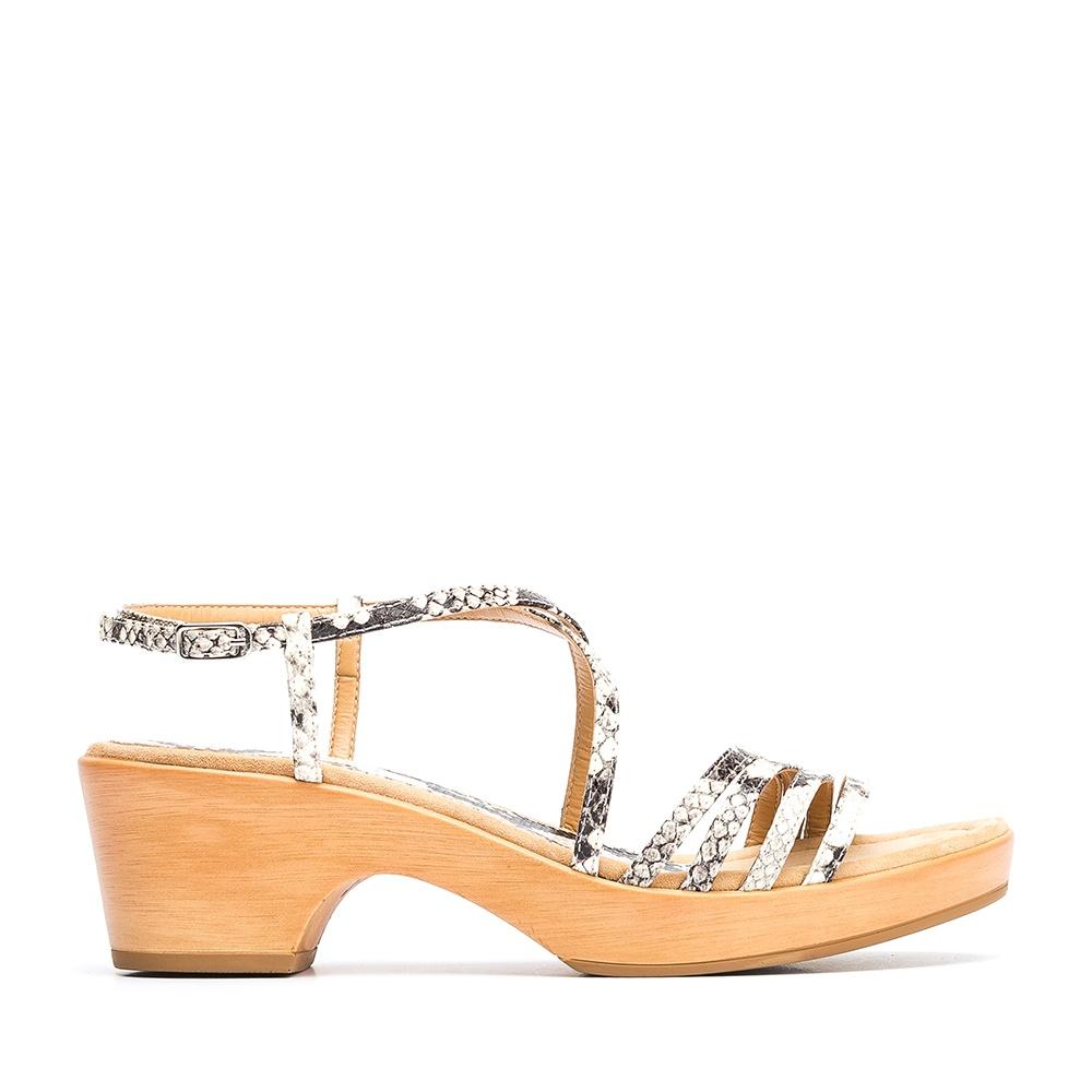 e4882a8f3113e UNISA ICHIRO VIP - Snake straps sandal