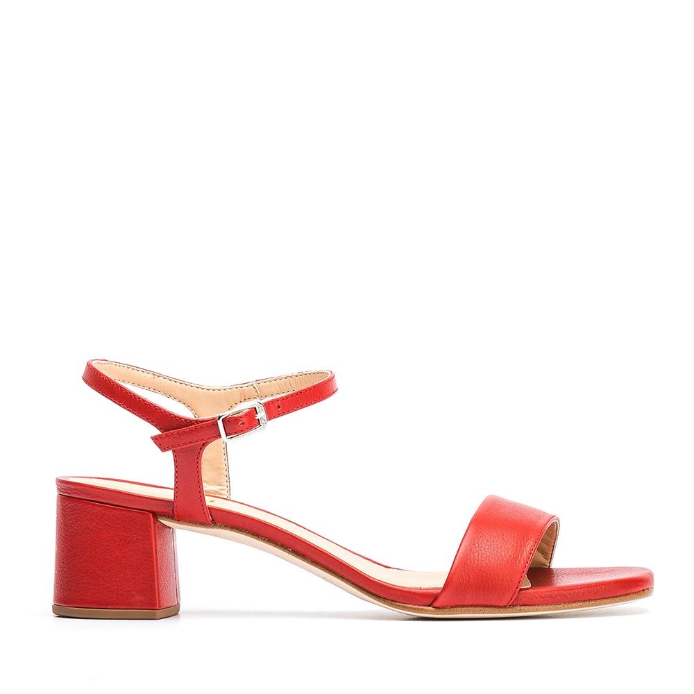 f5b5d1307 Comprar Zapatos Rojos Mujer Online UNISA - Bolsos y Zapatos Salon rojos