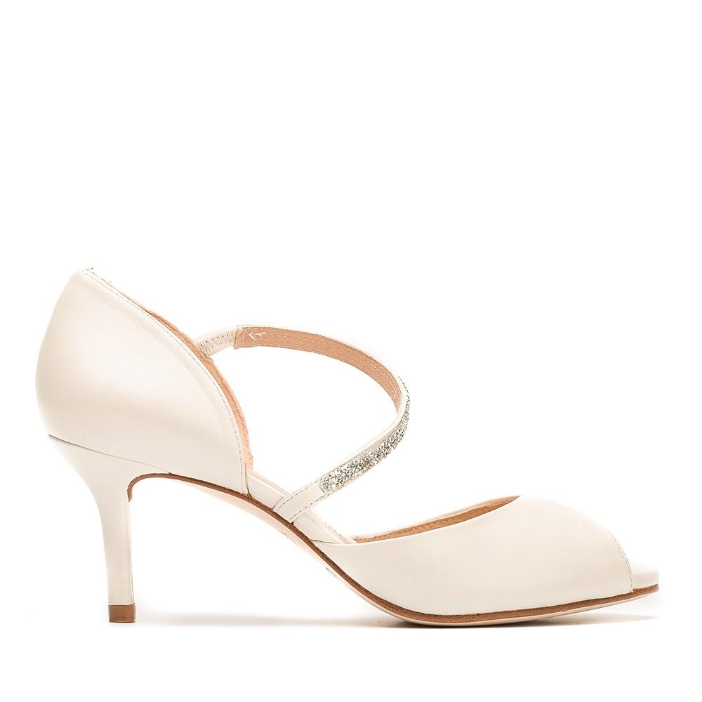 35f32232 ▷ Zapatos de novia | Sandalias de cuña para novias | Unisa-Europa.com