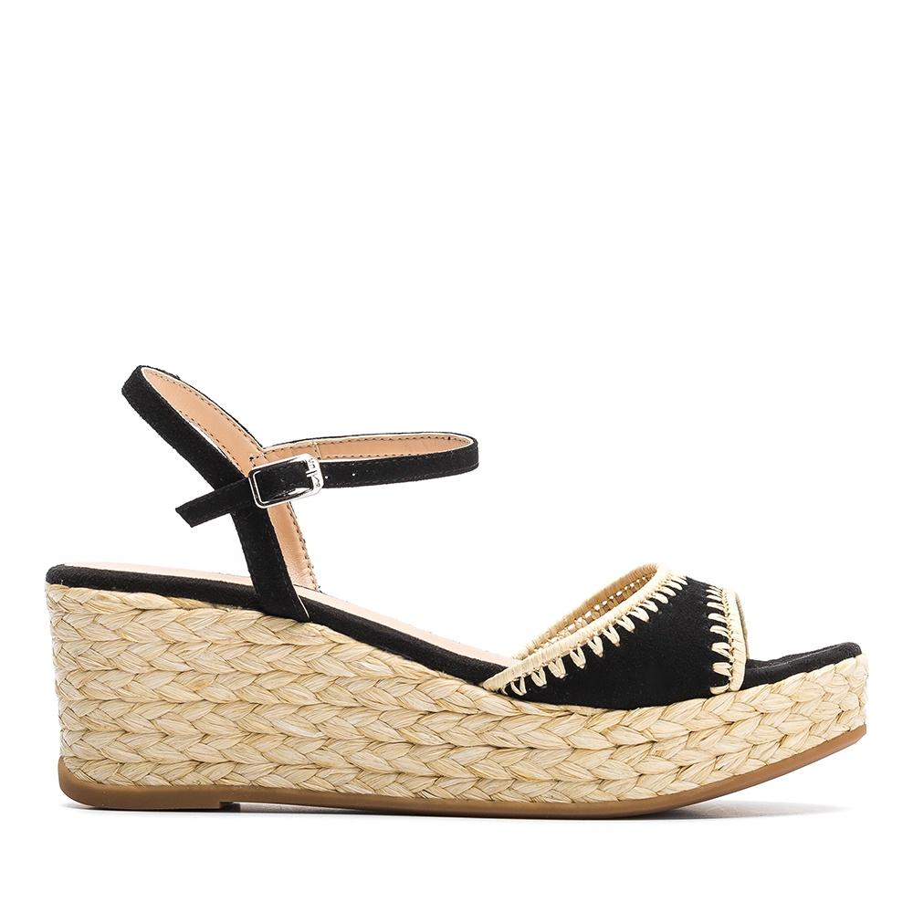 e9ae3063a498 Kaufen sie unsere Sandalen Online   Sandalen mit Absatz und Plateau ...